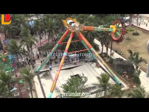 Thrill Pendulum Ride,Crazy dance Party ,Frisbee Ride - Adult Park ride