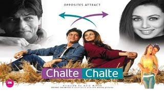 Chalte Chalte Full Movie Shahrukh Khan Rani Mukerji Chalte Chalte Full Movie Hindi Facts & Review