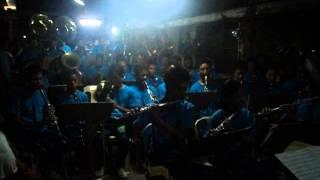Primero Uno Band sta Cecilia 2012.