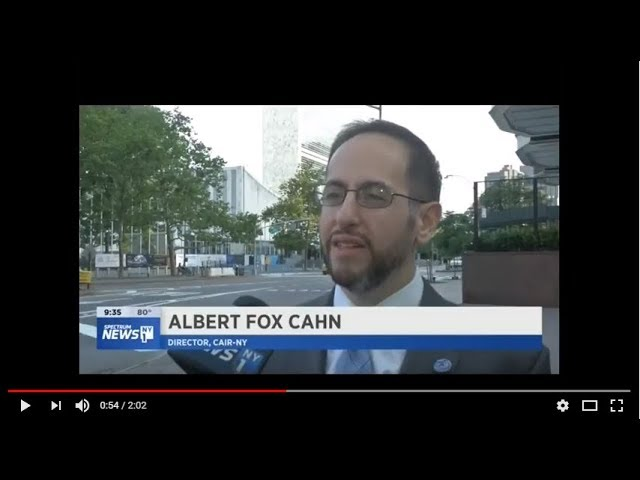 Video: CAIR-NY Condemns Anti-Muslim Harassment on New York City Transit