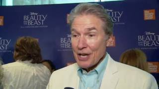 """Beauty and the Beast 25th Anniversary """"Gaston"""" Interview - Richard White"""