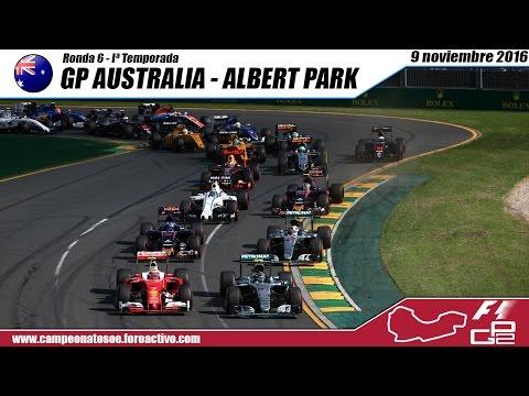 F1COE | #6. GP AUSTRALIA | F1