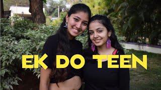 Ek Do Teen | Baaghi 2 - Titas Chatterjee & Anushka Gosavi