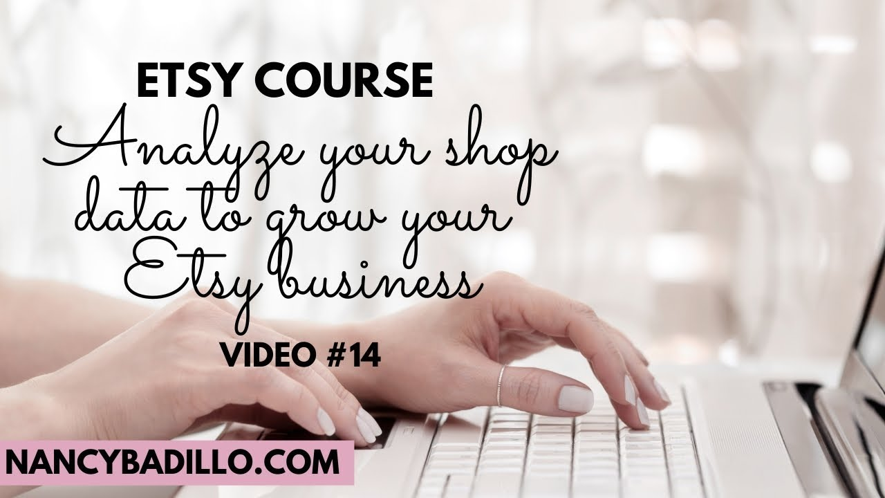 Selling On Etsy For Beginners 2020 | Etsy Beginners Guide | Nancy Badillo VIDEO #14