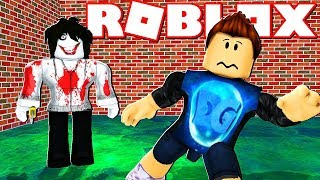 SOBREVIVE A JEFF THE KILLER EN ROBLOX !!