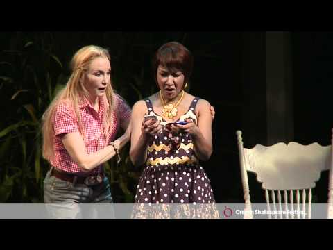 THE VERY MERRY WIVES OF WINDSOR, IOWA at the Oregon Shakespeare Festival