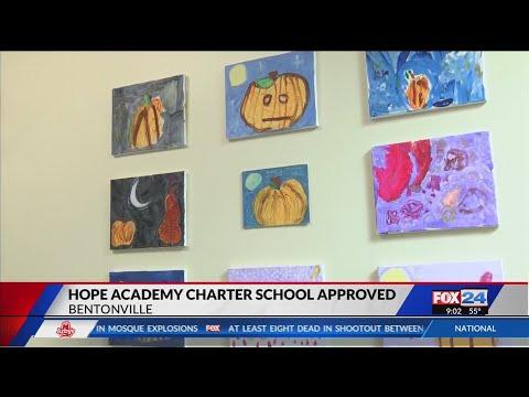Hope Academy Charter School approved to open doors