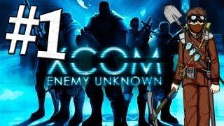 "XCOM Enemy Unknown: ""Первый контакт"" - Часть 1 [Ironman]"