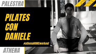 Athena Home Workout Preparazione Pilates