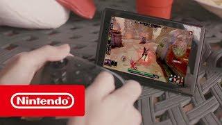 SMITE - Trailer di lancio (Nintendo Switch)