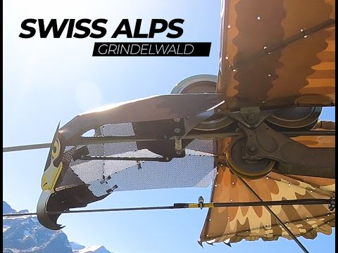 A Day of Adventure in Grindelwald, Switzerland!