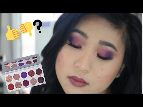 Full Review of Morphe X Jaclyn Hill Vault Collection | Bling Boss thumbnail