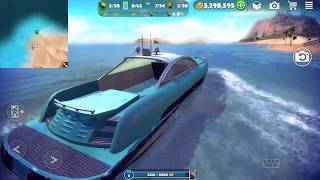 Off The Road - OTR Open World Driving #5 RIDE A BOAT Android Gameplay FHD 2018