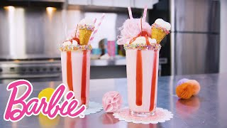 Barbie Fun Shakes | Cooking and Baking | Barbie