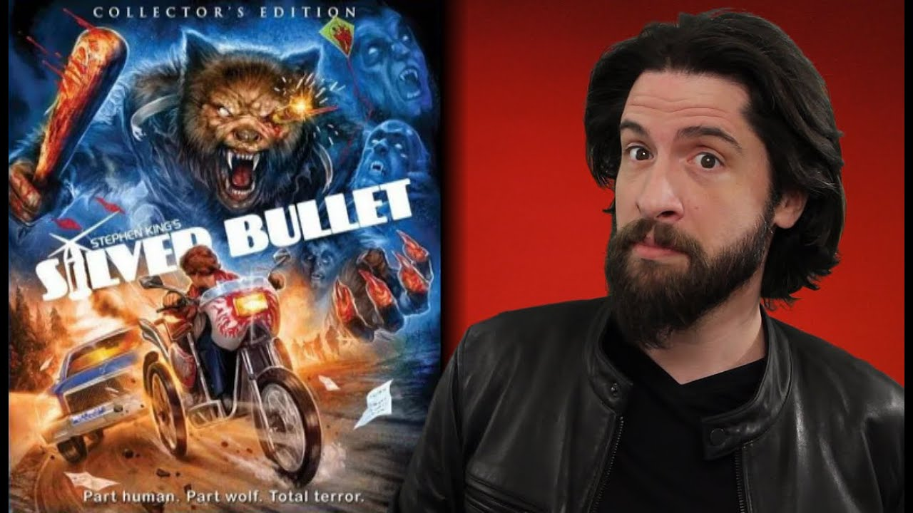 Download Stephen King's SILVER BULLET - Movie Review