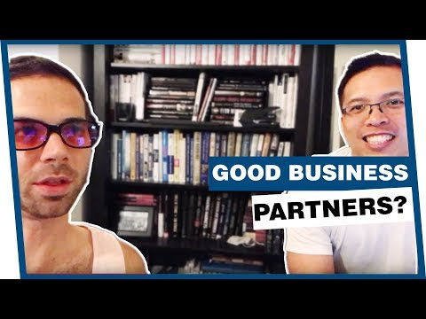 How to Find Good Business Partners