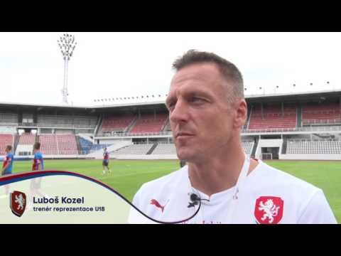 Luboš Kozel o reprezentaci U18