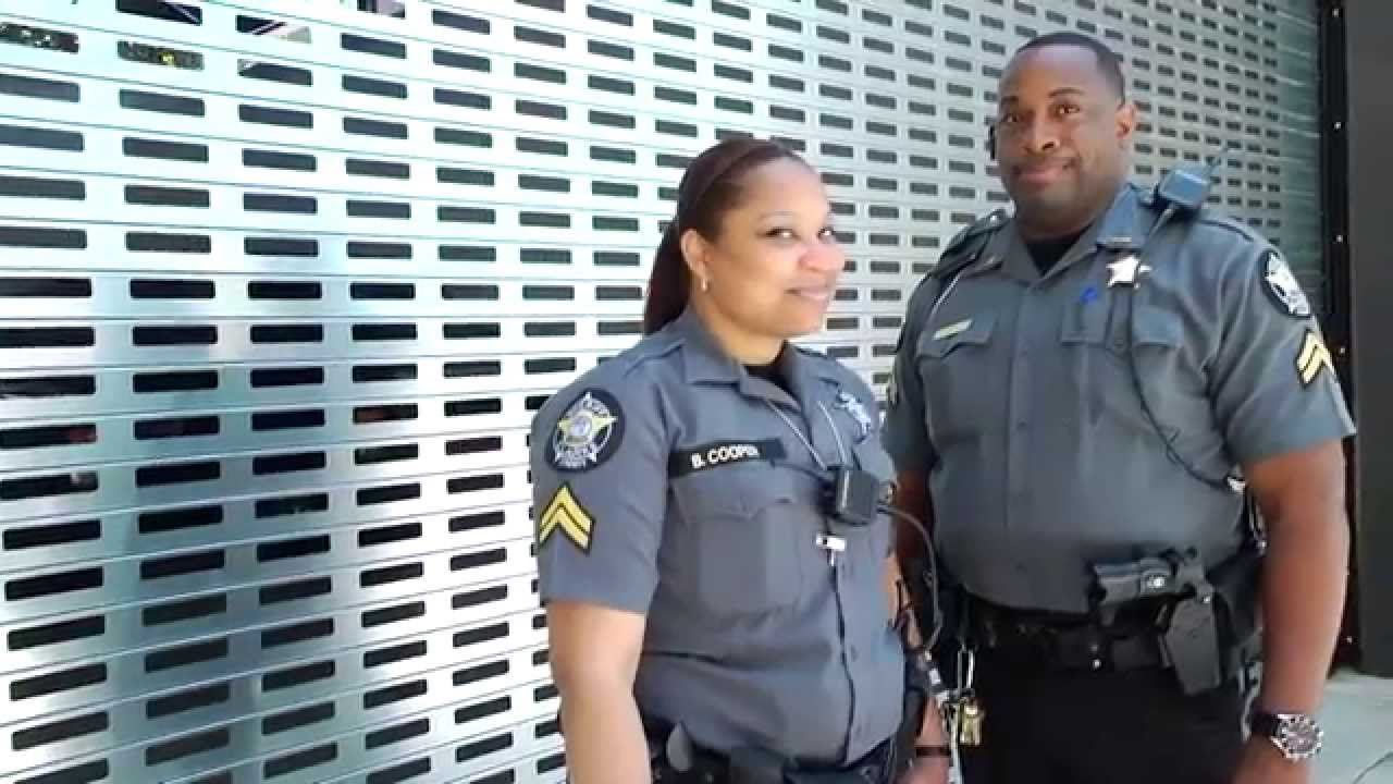 The Clarke County Sheriff's Office Team