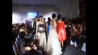 Lao NEWS on LNTV:The First Lao Fashion Week 2014 kicks off.7/3/2014