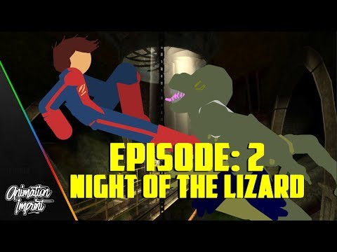 Spiderman Pivot Series Season 1 Episode 2