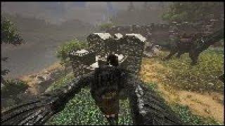 ARK: Survival Evolved - Уроки выживания. Урок 23. Парикмахерская и замок.