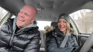 I FORCED my wife to drive the $500 HOOPTIE car for the first time! (Hilarious reaction!)