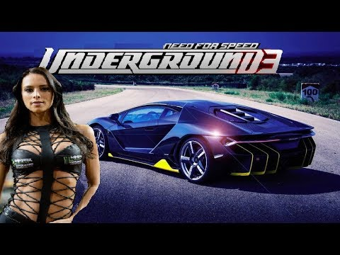 Need For Speed Underground 3 2018 Trailer Youtube