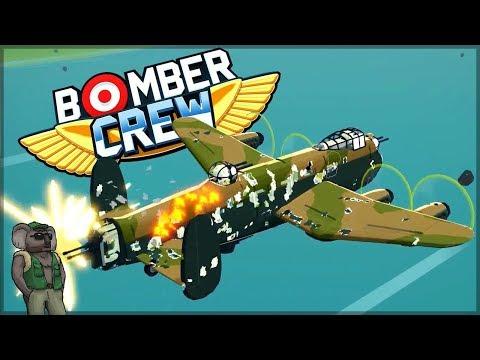 Bomber Crew: WW2 Crew Management Sim - Quick overview.