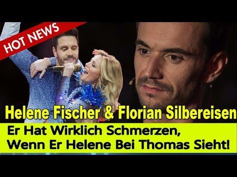 Helene Fischer & Florian Silbereisen: Er Hat Wirklich Schmerzen, Wenn Er Helene Bei Thomas Sieht!