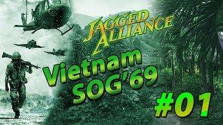 Jagged Alliance 2 Vietnam SOG