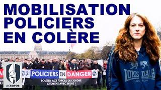 Mobilisation Policiers en Colère (MPC), Maggy Biskupski