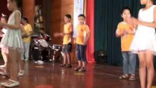 2008 - Cứu Chúa đã cho em đôi bàn tay (Sinh nhật Hội thánh tròn 05 tuổi)