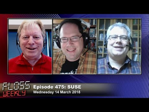 FLOSS Weekly 475: SUSE