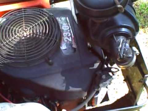 Kawasaki 23 Hp Rough Idle Fh680v Funnycat Tv