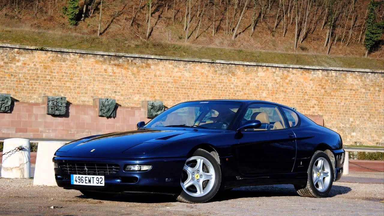 ferrari 456 gt youtube. Black Bedroom Furniture Sets. Home Design Ideas
