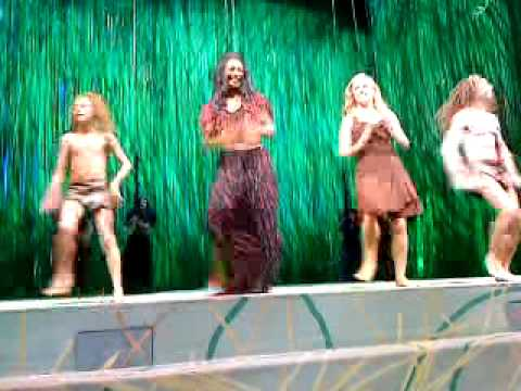 Tarzan musical Hamburg - Applause 09.07.2011