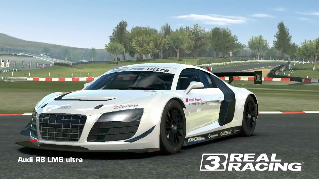 real racing 3 audi r8 lms ultra gameplay youtube. Black Bedroom Furniture Sets. Home Design Ideas