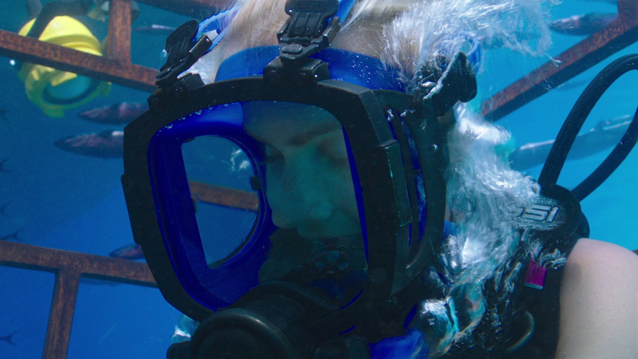 47 Meters Down - Clip: Camera - YouTube