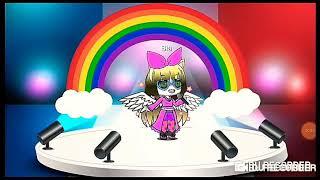 Sia rainbow клип в Gacha Life на русском😍😍😎😺😺😸👧