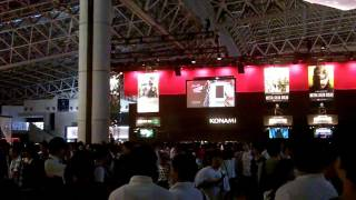 Tokyo Game Show 2011 - Highlights, Booth Babes, Cosplay and Showfloor