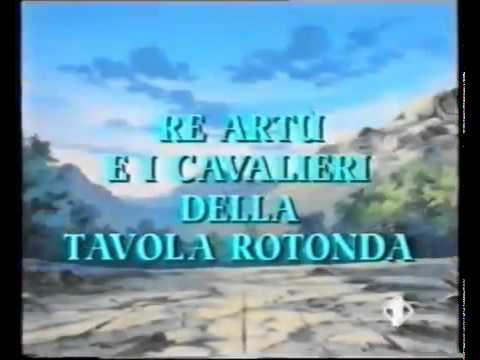 Re artu 39 e i cavalieri della tavola rotonda marco destro 1995 videosigla originale hd youtube - Re artu ei cavalieri della tavola rotonda ...