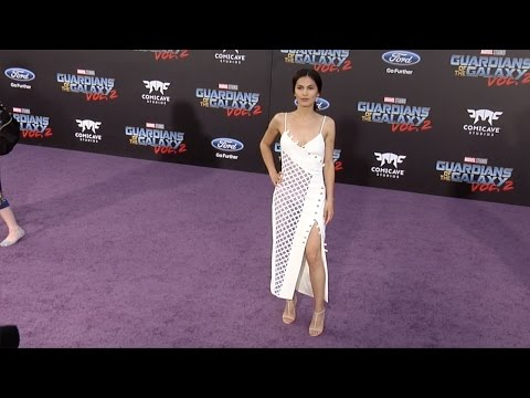 "Elodie Yung ""Guardians of the Galaxy Vol 2"" World Premiere"