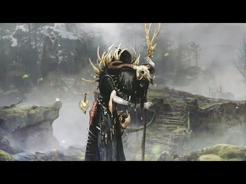 GOD OF WAR GAMEPLAY WALKTHROUGH PART 3- THE REVENANT (God of War 4)