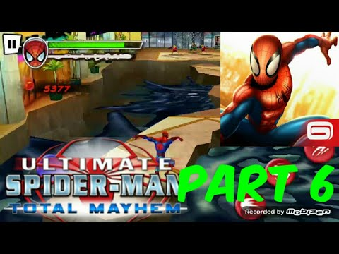 Spider-Man Total Mayhem Andriod/IOS GAMEPLAY PART 6 |Adobo Kid