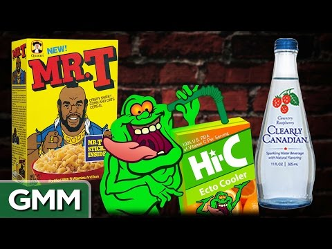 6 Snacks That Should Be Brought Back