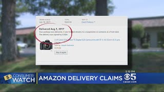 Amazon Customer Nearly Lost Out On Third-Party Delivery Scam