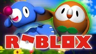Roblox Pokemon Brick Bronze - OUR ADVENTURE BEGINS! - Episode 1