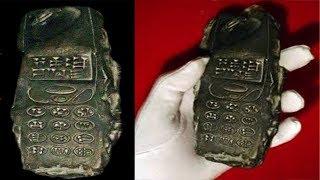 CE VIEUX TÉLÉPHONE PORTABLE DATE DE 800 ANS | Jericho