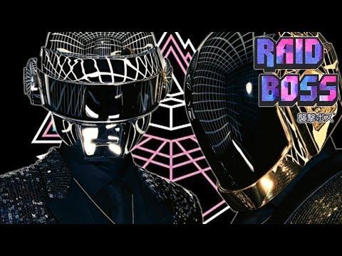 DAFT PUNK - Harder Better Faster Stronger Chill House Remix