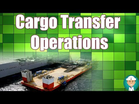 Procedures Alongside and Cargo Transfer Operations
